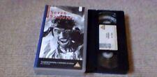 KUROSAWA Seven Samurai 1954 Connoisseur UK PAL VHS VIDEO 195 Mins UNCUT UK SUBS