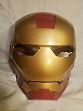 Iron Man Mask Hasbro 2008 Marvel Avengers Very Nice Condition