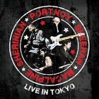PORTNOY/SHEEHAN/MACALPINE/SHERINIAN - LIVE IN TOKYO 2 CD PROGRESSIVE ROCK NEW+