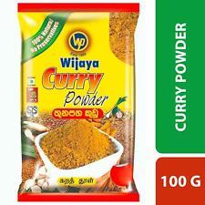 Curry Powder 100% Natural from Sri Lanka Wijaya Products