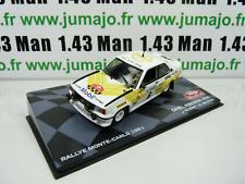 RMIT32 1/43 IXO Rallye Monte Carlo OPEL Ascona 400 1981 J.Kleint mobil