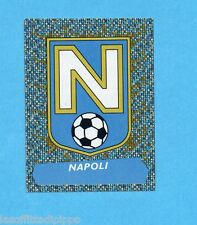 PANINI CALCIATORI 2000/2001- Figurina n.241- NAPOLI - SCUDETTO/BADGE -NEW