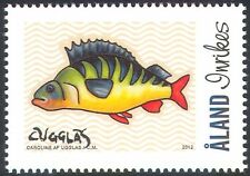 Aland 2012 Fish/Perch/Art/Painting/Artists/Animation 1v (n42257)