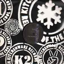 "KAPITAHL:A - Keep The Belief (12"") (VG+/VG+)"