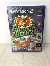 Jelly Belly: Ballistic Beans - PS2 PlayStation 2 PAL Game New Sealed Rare