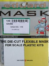Eduard 1/48 EX490 Canopy Mask for the Airfix BP Defiant Mk I kit