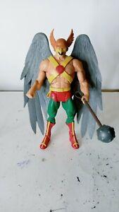 DC Classics Justice Society STRIPE BAF Build A Figure Wave 19 Hawkman Golden Age