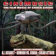 CINEMUSIC: THE FILM MUSIC OF CHUCK CIRINO (CD)