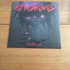 "Gorillaz - El Manana   7""  Vinyl  Blur"