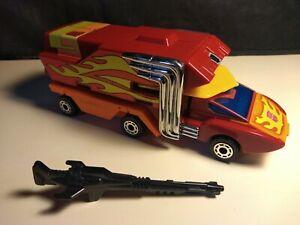 Transformers G1 Rodimus Prime 1986 Vintage Original only missing blast panels