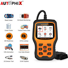 New OBDII Code Readers Engine Check Scanners Car Diagnostic Tool Battery Check