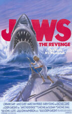 """35mm Feature Film Preview  """"JAWS: THE REVENGE """"  1987"""