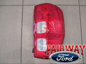 19 thru 21 Ranger OEM Ford RIGHT PASSENGER Tail Lamp Light Halogen without BLIS