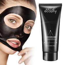 60g Gesichtsreinigung Blackhead Remover Holzkohle Schwarz Maske Reinigung
