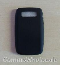 Véritable Blackberry Bold 9700 acc-27288-001 noir peau de protection x 2