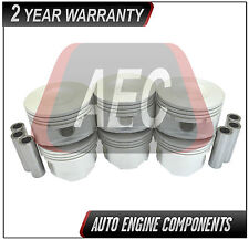 Piston Set  Fits Ford Mustang Thunderbird Windstar 3.8 L OHV -SIZE 030