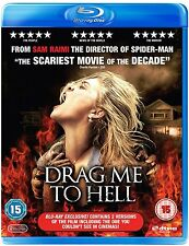 DRAG ME TO HELL - BLU-RAY - UNCUT - SPECIAL EDITION - SAM RAIMI