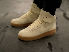 NIKE AIR FORCE 1 HIGH '07 LV8 SUEDE GUM SOLE UK 5.5 EU 38.5 CM 24