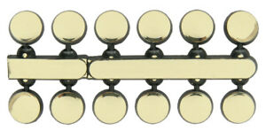 Gold Clock Dial Dots - Craft Dots - Choose from 5 Sizes!