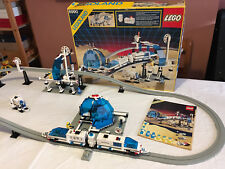 LEGO space Monorail Transport System 6990 Boxed Vintage Classic Space Futuron