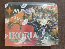 Ikoria: Lair of Behemoths Collector Booster Box Sealed New 12 Packs Magic Mtg