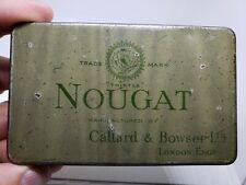 Vintage Tin Callard & Bowser Nougat