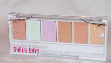 Hard Candy Sheer Envy Conceal & Correct Palette - 942 Medium Tan