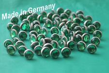Diamantennägel Polsternägel Ziernägel 11 mm Durchmesser Hammerschlagnägel Grün