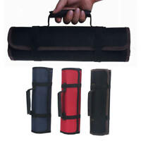 Chef Knife Bag Roll Bag Carry Case Bag Kitchen Cooking Portable 22 Pockets New