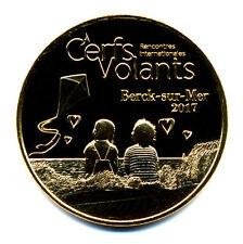 62 BERCK/MER Rencontres internationales cerfs-volants 3, 2017, Monnaie de Paris