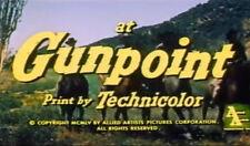 Westerns: AT GUNPOINT, 1955, Fred MacMurray Colour CinemaScope: DVD-R Region 2