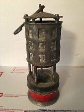 Coal Miner's Koehler 209 Permissible Flame Safety Lamp Lantern, Bureau of Mines