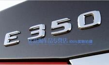 E681 E350 Emblem Badge auto aufkleber 3D Schriftzug Plakette car Sticker Neu
