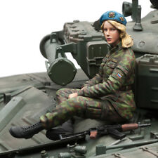 [SOL Model] MM233 1/16 Russia Female Infantry (Base is not included)