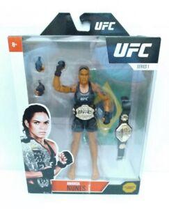 UFC Amanda Nunes Ultimate Series 1 Action Figure Jazwares Limited Edition 2021