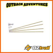 Oztrail Fibreglass Tent Pole Kit 7.9 mm
