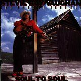VAUGHAN Stevie Ray and DOUBLE TROUBLE - Soul to soul - CD Album