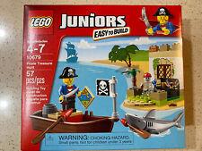 LEGO Juniors Pirate Treasure Hunt 10679  NEW