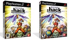 Punkte .hack Quarantäne Teil 4 PS2 Ersatz Spiel Box Etui + Abdeckung Kunstwerk