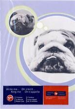 Canada # 2048i WRITE ME RING ME Pug Dog 2004 Post Office Sealed w/ Phone Card