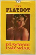 1977 Playboy Wall Calendar in Original Sleeve