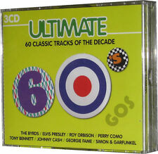 The Ultimate 60s Sixties Songs 60 Music Tracks Original Recordings 3 CDs New