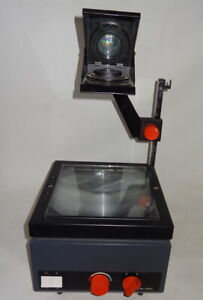 Bell & Howell 1703A Overhead Projector OHP Works Well No Reserve!