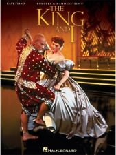 The King And I Learn to Play Easy Piano Beginning Starter Learner MUSIC BOOK