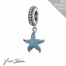 Seestern Charm für Pandora 925 Sterling Silber