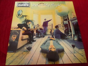 2 LP 33 Oasis ‎Definitely Maybe Helter Skelter ‎HES 477318 1 EU 1994 FIRST PRESS
