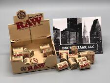 Ten 10 Ft. Hemp Wicks by Raw Rolling Papers 100 Feet Total!