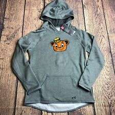 Under Armour Boys Large California Golden Bears Hoodie Pullover Sweatshirt New