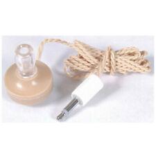 3.5mm Plug High Impedance Crystal Earpiece suitable for Crystal Set Experimental