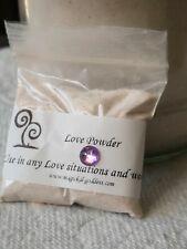 10g Hoodoo Love Powder, Love Dust - Handmade Blend - Use to attract Love.❤️
